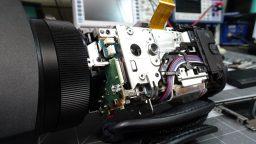 Sony FDR-AX100 Repair Main circuit board