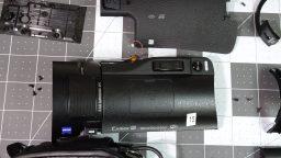 Sony FDR-AX100 Repair Top cover