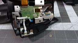 Sony PXW-Z150 Repair Inernal Backup battery