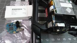 Sony PXW-Z150 Repair SDI board