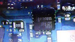 Sony PXW-Z150 Repair SDI chip