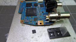 Sony PXW-Z150 Repair SDI output chip